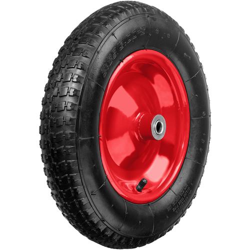 Фото - Колесо для тачки ЗУБР пневматическое КП-3 (39955-3) 360 мм колесо для тачки зубр 380х16мм полиуретановое 39912 2