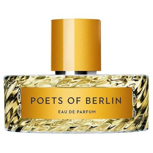 Фото - Парфюмерная вода Vilhelm Parfumerie Poets of Berlin, 100 мл парфюмерная вода vilhelm parfumerie a lilac a day 100 мл