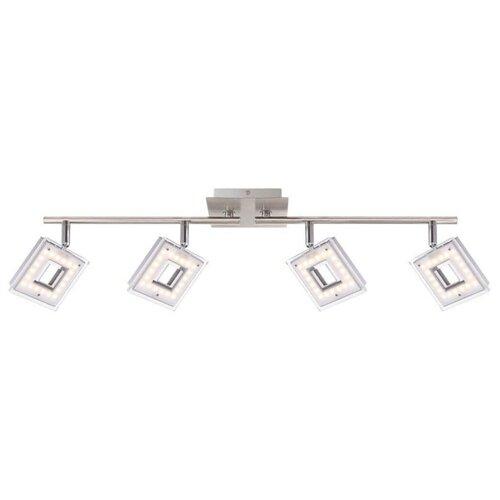 Светильник светодиодный Globo Lighting Kerstin 56138-4, LED, 16.8 Вт светильник светодиодный globo lighting paula 41605 20d led 20 вт