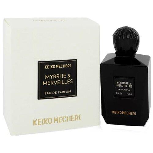 Купить Парфюмерная вода Keiko Mecheri Myrrhe & Merveilles, 75 мл