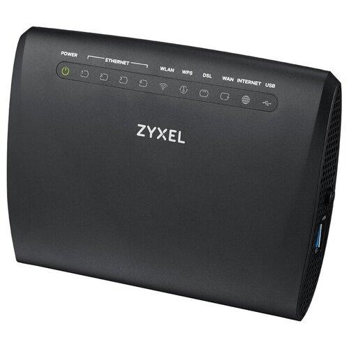 Wi-Fi роутер ZYXEL VMG3312-T20A, черный
