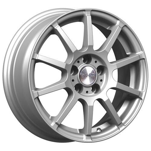 Фото - Колесный диск SKAD Акита 6х15/4х98 D58.6 ET35, Селена колесный диск x race af 07 5 5х14 4х98 d58 6 et35 bkf