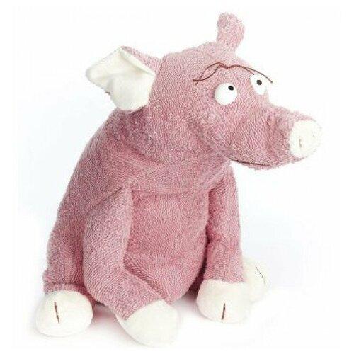Мягкая игрушка SigiKid Свинка 30 см