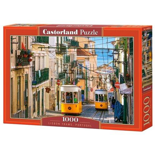 lisbon Пазл Castorland Lisbon trams (C104260), 1000 дет.