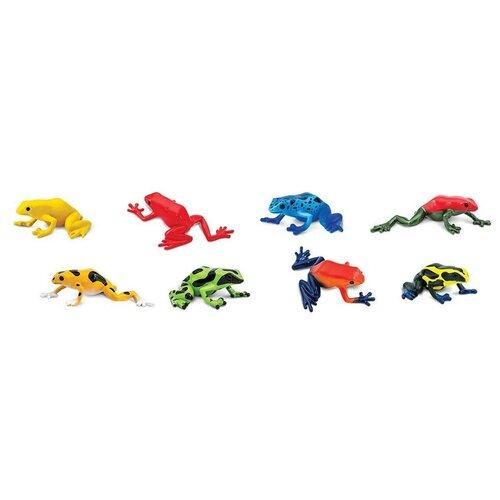 Фигурки Safari Ltd Ядовитые лягушки 100121