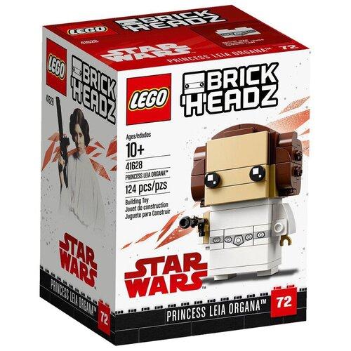 Конструктор LEGO BrickHeadz 41628 Принцесса Лея Органа