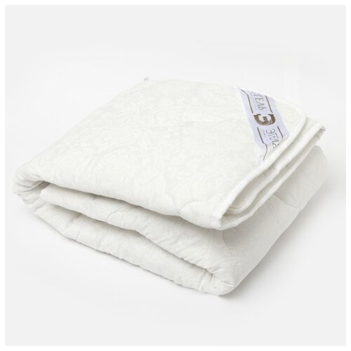 Одеяло Этель Лебяжий пух, 200*220 см, поплин, 300 г/м2