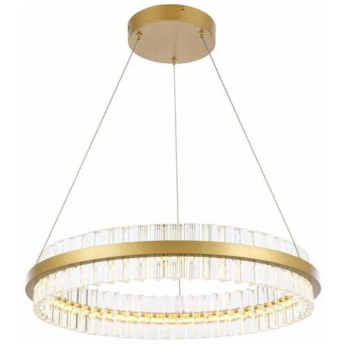 Люстра светодиодная ST Luce Cherio SL383.213.01, LED, 44 Вт люстра светодиодная st luce piazza sl945 403 03 led 137 вт