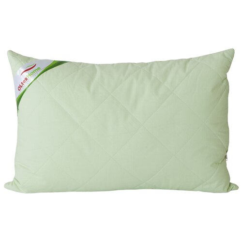 Подушка OLTEX бамбук, съемный чехол (ОБТ-46-10) 40 х 60 см фисташковый