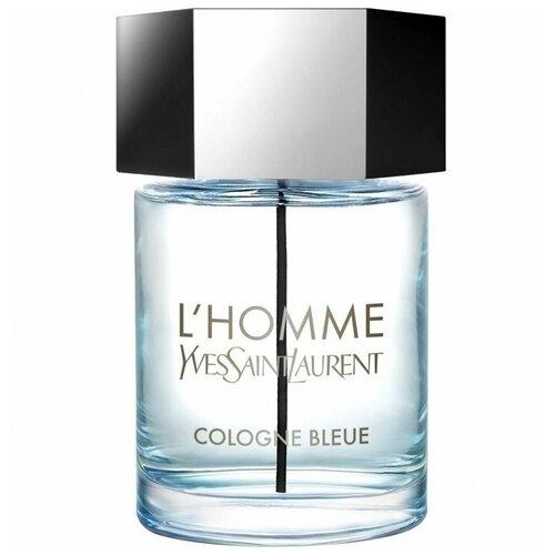 Купить Туалетная вода Yves Saint Laurent L'Homme Cologne Bleue, 100 мл