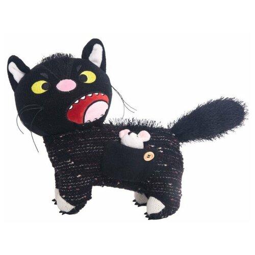 Мягкая игрушка Gulliver Кот дурашка 23 см мягкая игрушка gulliver кот ботаник 23 см