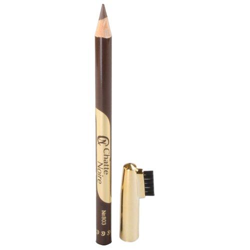 Купить Chatte Noire карандаш с расческой, оттенок №803 светло-коричневый