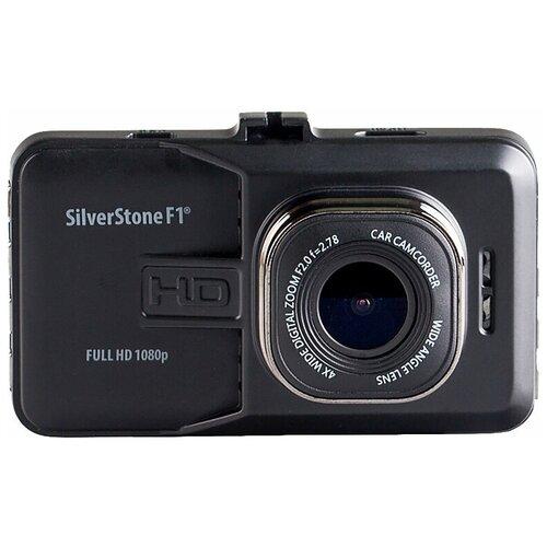 Фото - Видеорегистратор SilverStone F1 NTK-9000F, черный видеорегистратор silverstone f1 ntk 8000f черный