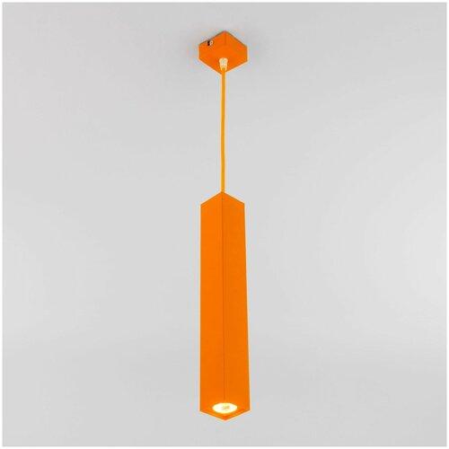 Спот Eurosvet Cant 50154/1 LED оранжевый