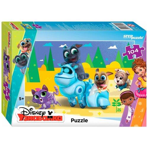Купить Пазл Step puzzle Disney Дружные мопсы (82205), 104 дет., Пазлы