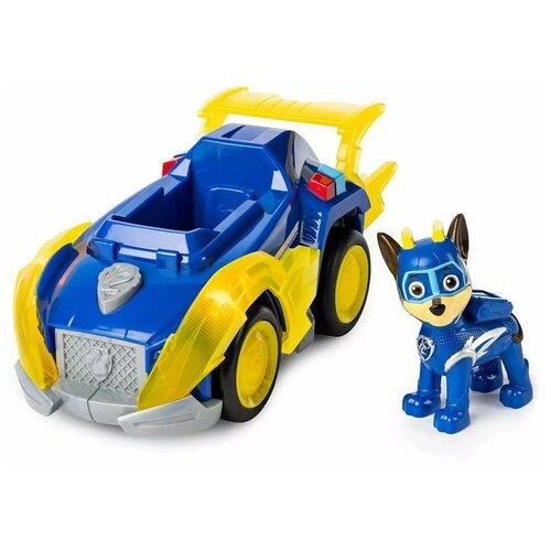 Купить Игровой набор Spin Master Paw Patrol Мега Машинка Гонщика 6054192, Игровые наборы и фигурки