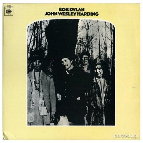 Bob Dylan. John Wesley Harding. Mono. Coloured White Vinyl (виниловая пластинка)