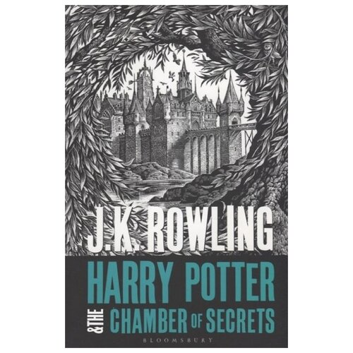 J. K. Rowling Harry Potter and the Chamber of Secrets rowling j k harry potter and the deathly hallows