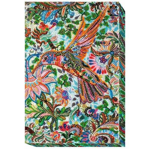 Купить АВ-478 Набор для вышивания бисером 'Абрис Арт' 'Порхая', 27*41 см, ABRIS ART, Наборы для вышивания