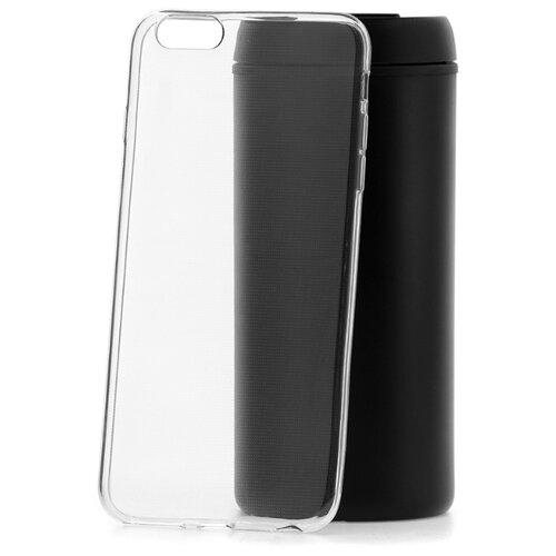 Фото - Чехол накладка для телефона iP 6 Plus/6S Plus Derbi Slim Silicone прозрачный чехол для телефона для iphone 6 6s plus history oriental express r0007092