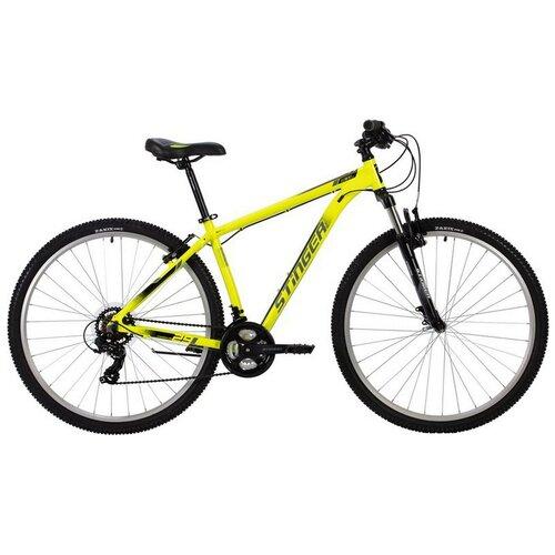 """Горный (MTB) велосипед Stinger Element STD 29 (2020) зеленый 22"""" (требует финальной сборки)"""