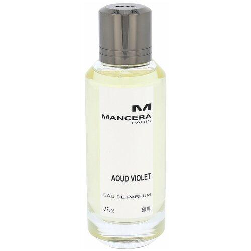 Парфюмерная вода Mancera Aoud Violet, 60 мл