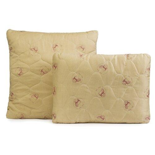 Подушка Адель Овечья шерсть, 70*70 см, полиэфирное волокно, полиэстер 100%