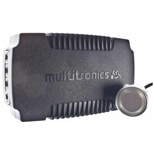 Комбинированные парктроники Multitronics PT-4TC серый