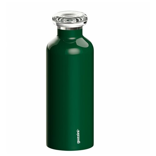 Термобутылка Guzzini On the go, 0.5 л зеленый