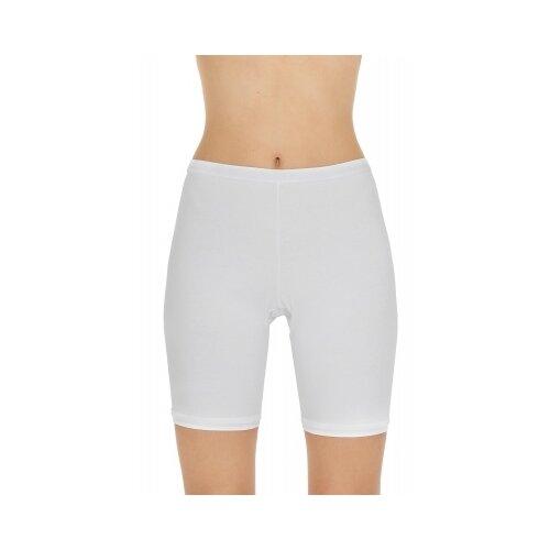 Pompea Трусы панталоны с высокой талией Ingrosso P1/28, размер 4XL (8), белый