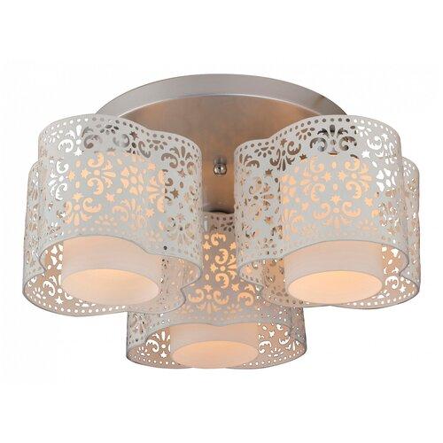 Люстра Arte Lamp Helen A8348PL-3WH, E27, 120 Вт люстра arte lamp sansa a7585pl 3wh e27 120 вт