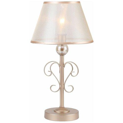 Фото - Настольная лампа Favourite 2553-1T, 40 Вт настольная лампа favourite cremlin 1274 3t