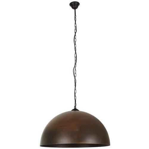 Потолочный светильник Nowodvorski Hemisphere Rust 6368, 60 Вт потолочный светильник nowodvorski hemisphere 4843 60 вт