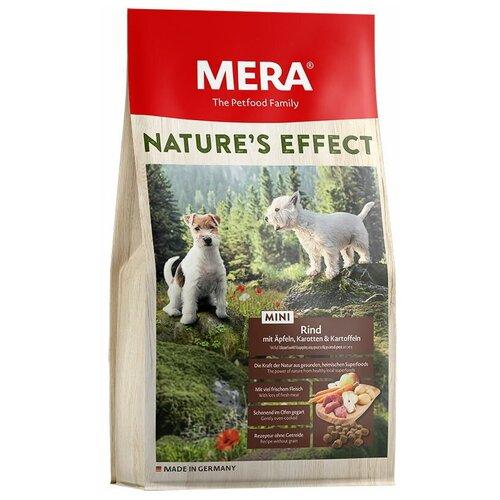 Фото - Сухой корм для собак Mera беззерновой, говядина 3 кг (для мелких пород) сухой корм для собак мелких пород pedigree говядина 2 2 кг