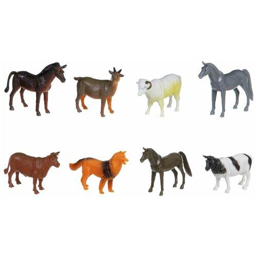 Фото - Фигурки BONDIBON Ребятам о зверятах - Домашние животные ВВ1631 фигурки bondibon ребятам о зверятах домашние животные вв1637