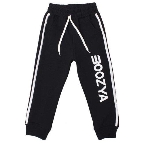 Брюки Boozya размер 110-116, темно-синий брюки boozya размер 110 116 темно синий