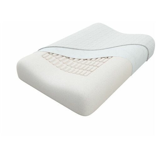 Подушка Brener Hills 40 х 60 см молочный