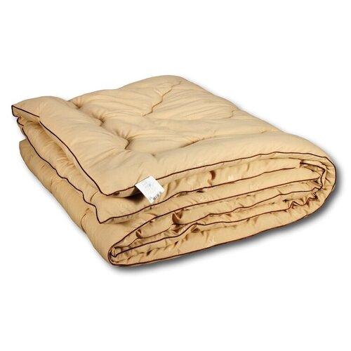Фото - Одеяло АльВиТек Сахара-Эко, всесезонное, 172 х 205 см (коричневый) одеяло альвитек модерато эко всесезонное 172 х 205 см сливочный