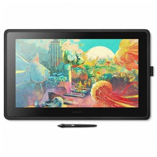 Интерактивный дисплей WACOM Cintiq 22 (DTK2260) черный