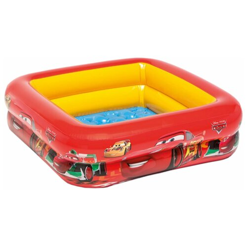 Детский бассейн Intex Cars Play Box 57101 детский бассейн intex 58439