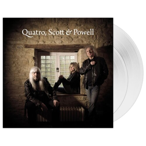 Фото - Quatro, Scott & Powell – Quatro Scott & Powell: Coloured Vinyl (2 LP) william powell tuck overcoming sermon block