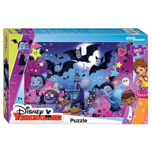 Пазл Step puzzle Disney Вампирина (96099), 360 дет. пазл step puzzle король лев 96079 360 дет
