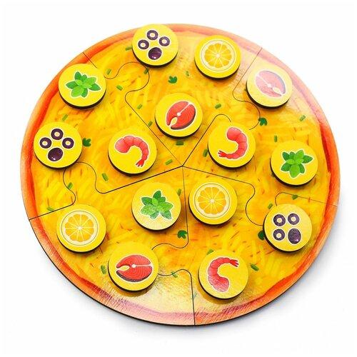 Пазл PAREMO Пицца с морепродуктами (PE720-59), 20 дет.