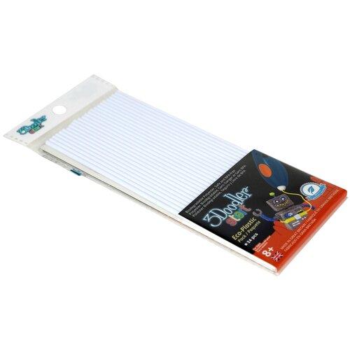 Эко-пластик пруток 3Doodler Start 3 мм белый