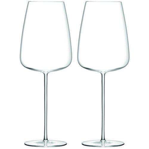 LSA Набор бокалов Wine Culture G1427-29-191 2 шт. 800 мл прозрачный