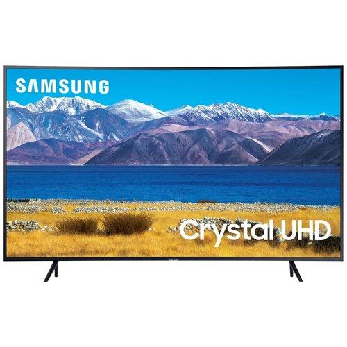 Фото - Телевизор Samsung UE65TU8300U 65 (2020), черный телевизор samsung ue32t4510auxru