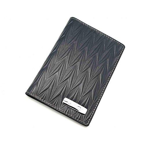 Женская кожаная обложка для паспорта Sergio Valentini СВ 3192-005/1
