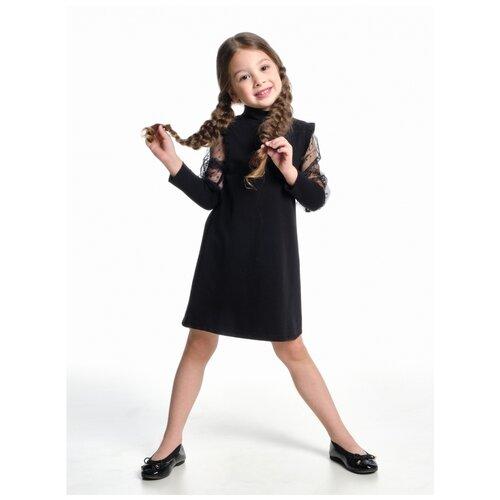 Купить Платье Mini Maxi, 6829, цвет черный, размер 110, Платья и сарафаны