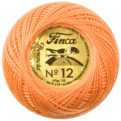 Купить Мулине Finca Perle(Жемчужное), №12, однотонный цвет 1307 53 метра 00008/12/1307, Мулине и нитки для вышивания