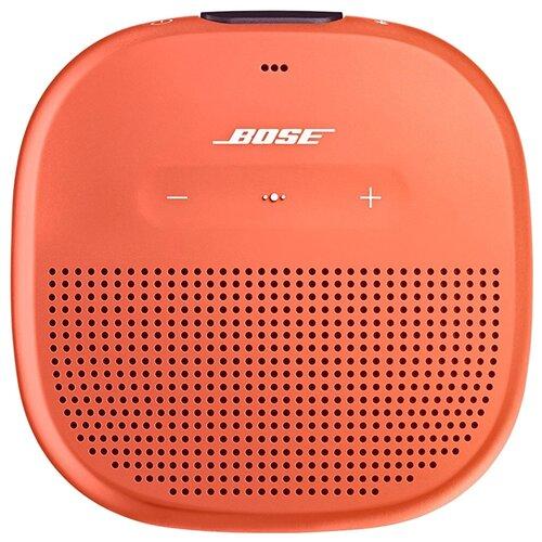 Портативная акустика Bose SoundLink Micro, bright orange